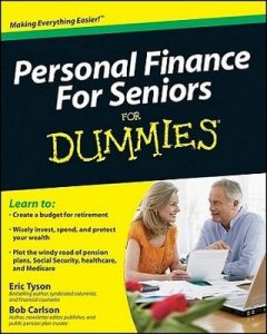 Personal Finance For Seniors for Dummies – Eric Tyson, Bob Carlson [PDF] [English]