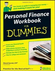 Personal Finance Workbook for Dummies – Sheryl Garrett [PDF] [English]