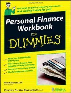 Personal Finance Workbook for Dummies – Sheryl Garrett [PDF] [English]
