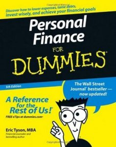 Personal Finance for Dummies (5th Edition) – Eric Tyson [PDF] [English]