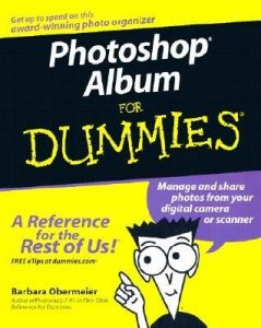 Photoshop Album for Dummies – Barbara Obermeier [PDF] [English]