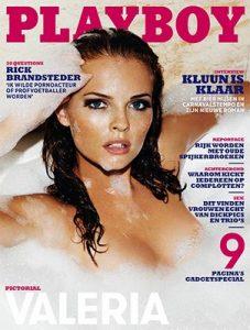 Playboy Nederland – Februari, 2017 [PDF]