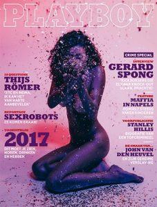 Playboy Nederland – Januari, 2017 [PDF]