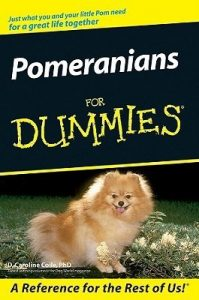 Pomeranians for Dummies – D. Caroline Coile [PDF] [English]