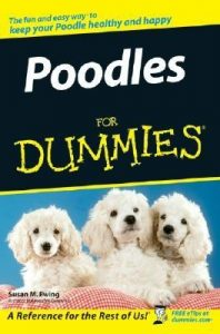 Poodles for Dummies – Susan M. Ewing [PDF] [English]