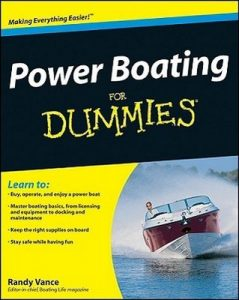 Power Boating for Dummies – Randy Vance [PDF] [English]