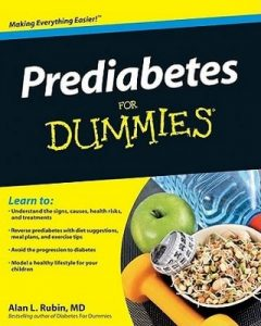 Prediabetes for Dummies – Alan L. Rubin [PDF] [English]