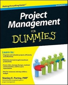 Project Management for Dummies (3rd Edition) – Stanley E. Portny [PDF] [English]