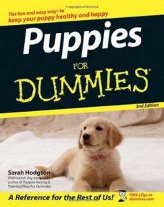 Puppies for Dummies (2nd Edition) – Sarah Hodgson [PDF] [English]
