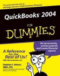 QuickBooks 2004 for Dummies – Stephen L. Nelson [PDF] [English]