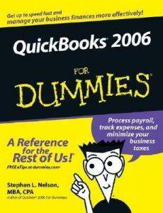 QuickBooks 2006 for Dummies – Stephen L. Nelson [PDF] [English]