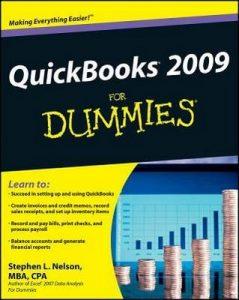 QuickBooks 2009 for Dummies – Stephen L. Nelson [PDF] [English]