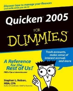 Quicken 2005 for Dummies – Stephen L. Nelson [PDF] [English]