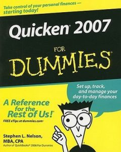 Quicken 2007 for Dummies – Stephen L. Nelson [PDF] [English]