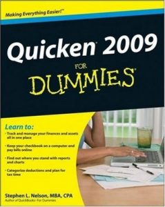 Quicken 2009 for Dummies – Stephen L. Nelson [PDF] [English]