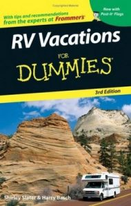 RV Vacations for Dummies (3rd Edition) – Shirley Slater, Harry Basch [PDF] [English]
