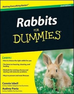 Rabbits for Dummies (2nd Edition) – Connie Isbell, Audrey Pavia [PDF] [English]