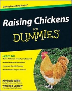 Raising Chickens for Dummies – Kimberly Willis, Rob Ludlow [PDF] [English]