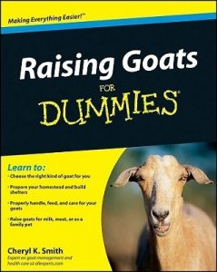 Raising Goats for Dummies – Cheryl K. Smith [PDF] [English]