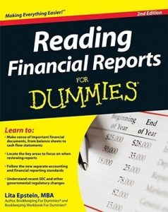 Reading Financial Reports for Dummies (2nd Edition) – Lita Epstein [PDF] [English]