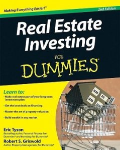 Real Estate Investing for Dummies (2nd Edition) – Eric Tyson, Roberts S. Griswold [PDF] [English]