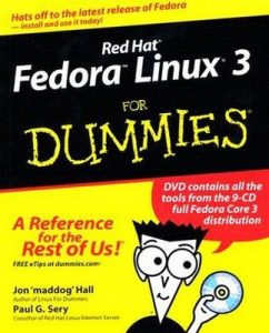 Red Hat Fedora Linux 3 for Dummies – Jon Hall, Paul G. Sery [PDF] [English]