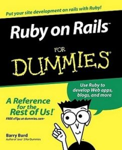 Ruby on Rails for Dummies – Barry Burd [PDF] [English]