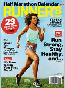 Runner's World USA – March, 2017 [PDF]