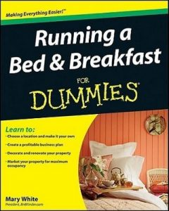 Running a Bed & Breakfast for Dummies – Mary White [PDF] [English]