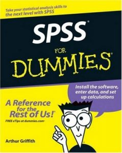 SPSS for Dummies – Arthur Griffith [PDF] [English]