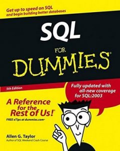 SQL for Dummies (5th Edition) – Allen G. Taylor [PDF] [English]