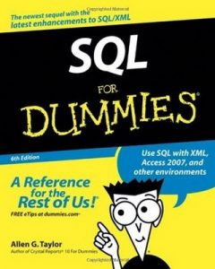 SQL for Dummies (6th Edition) – Allen G. Taylor [PDF] [English]