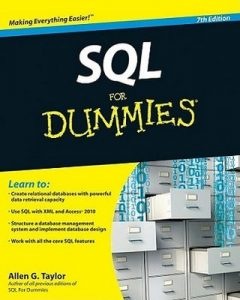 SQL for Dummies (7th Edition) – Allen G. Taylor [PDF] [English]