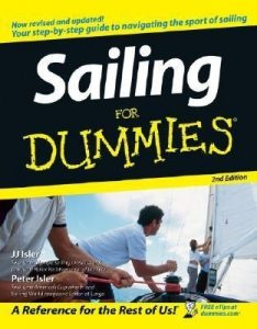 Sailing for Dummies – J. J. Isler, Peter Isler [PDF] [English]
