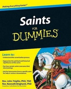 Saints for Dummies – John Trigilio, Kenneth Brighenti [PDF] [English]