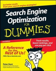 Search Engine Optimization for Dummies (3rd Edition) – Peter Kent [PDF] [English]