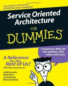 Service Oriented Architecture for Dummies – Judith Hurwitz, Robin Bloor, Carol Baroudi, Marcia Kaufman [PDF] [English]