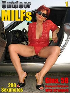 Sexy Outdoor MILFs – Volume 1, 2016 [PDF]