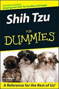 Shih Tzu for Dummies – Eve Adamson [PDF] [English]