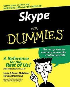 Skype for Dummies – Loren Abdulezer, Susan Abdulezer, Howard Dammon [PDF] [English]