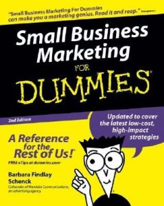 Small Business Marketing for Dummies (2nd Edition) – Barbara Findlay Schenck [PDF] [English]