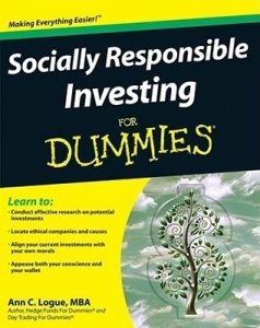 Socially Responsible Investing for Dummies – Ann C. Logue [PDF] [English]