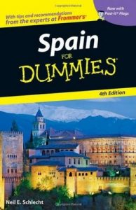 Spain for Dummies (4th Edition) – Neil E. Schlecht [PDF] [English]