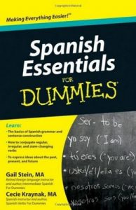 Spanish Essentials for Dummies – Gail Stein, Cecie Kraynak [PDF] [English]
