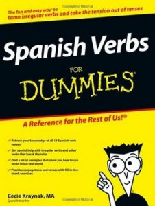 Spanish Verbs for Dummies – Cecie Kraynak [PDF] [English]
