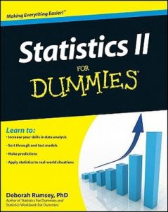 Statistics II for Dummies – Deborah Rumsey [PDF] [English]