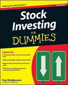 Stock Investing for Dummies (3rd Edition) – Paul Mladjenovic [PDF] [English]
