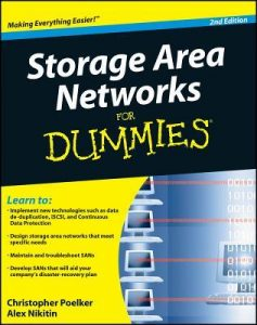 Storage Area Networks for Dummies (2nd Edition) – Christopher Poelker, Alex Nikitin [PDF] [English]
