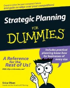 Strategic Planning for Dummies – Erica Olsen [PDF] [English]