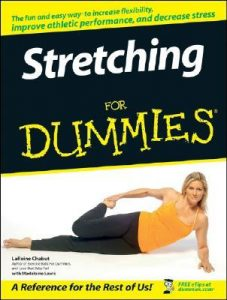 Stretching for Dummies – LaReine Chabut, Madeleine Lewis [PDF] [English]